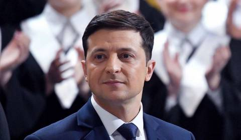 Ukranian President Zelensky Promises to Help Persecuted Church