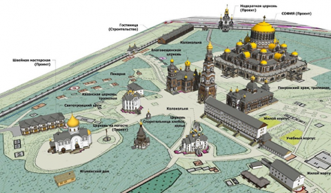 World's Largest Orthodox Church Planned where Russia's Last Emperor was Murdered