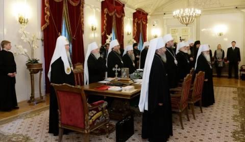 Quase Metade dos Bispos Ortodoxos do Mundo são Russos