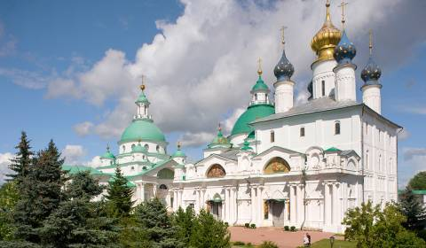 Breathtaking Restoration of an Ancient Cathedral in Rostov