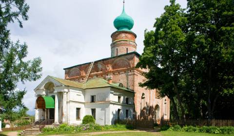 Place of Pilgrimage: The Borisoglebsky Monastery Near Rostov