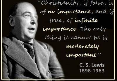 CS Lewis's Work in Light of Orthodox Theology (Video)