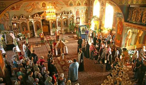 Kisha është institucioni esencial