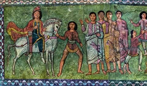 Prayers to Saints Originated with Jews, not Pagans