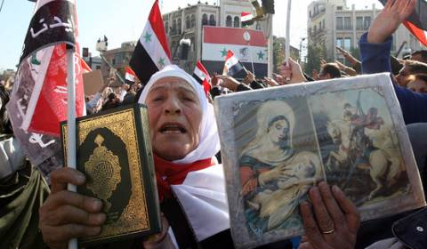 Top Russian Church Official: Anti-Christian Genocide in Middle East