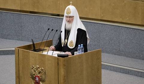 Head of Russian Orthodox Church Wants Measures against Abortion