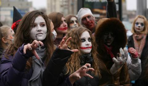 Here's Why Russia Might Soon Outlaw Halloween Altogether