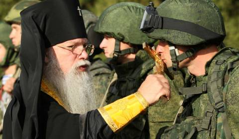 The Christian Convictions of the Ukraine Resistance