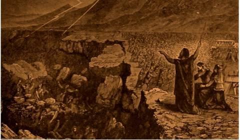 A REBELIÃO DE CORÁ: Uma Igreja Sem Sacerdotes Não é uma Igreja