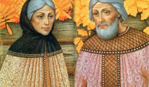 The Remarkable Story of Russia's Patron Saints of Family Values (Peter and Fevronia)