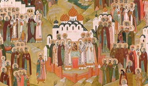 Russia's 1000 Year History Is Defined by Its Christian Faith - A Few Examples