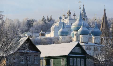 Russia Gov't Donates Millions to Restore Churches in Ancient City