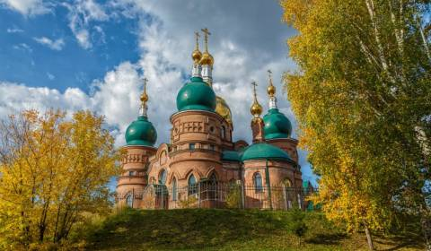 Pic of the Day - Stone Church, Russia, September 30, 2019