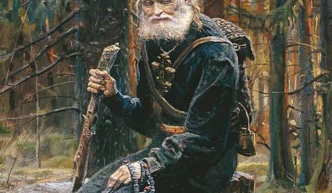 'Anthill' (Pavel Ryzhenko, 2004) - GREAT RUSSIAN CHRISTIAN ART