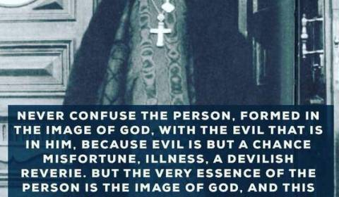 Quote of the Day - St. John of Kronstadt on Evil