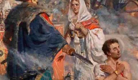 GREAT RUSSIAN CHRISTIAN ART: 'The Choice of Faith' (Pavel Ryzhenko - 2005)