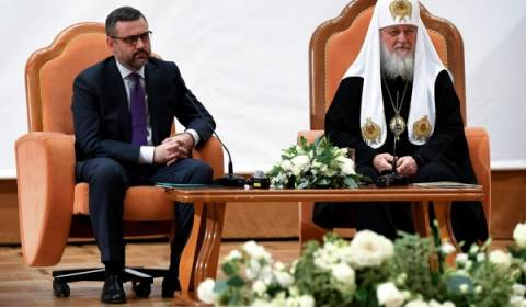 Christians Moving to Russia May Receive Help From Russian Church, Says Patriarch Kirill