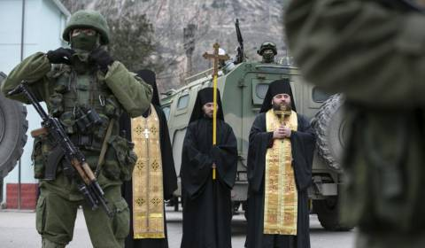 Physical Violence Against Christians in Ukraine, Attacking Churches Loyal to Moscow Patriarchate