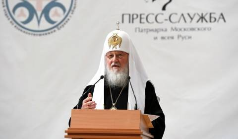 Global Conspiracy is Undermining Orthodox Christianity, Says Head of Russian Church