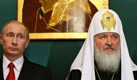Putin Jura Defender a Igreja Ortodoxa