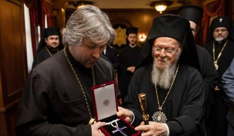 Priest Wants Legalized Prostitution, Patriarch Bartholomew Gives Him Award