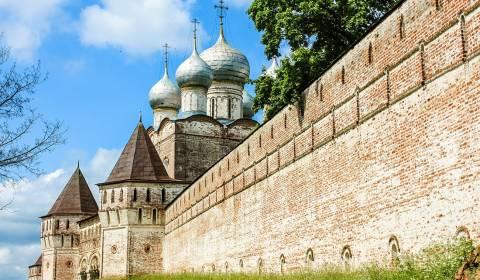 A la rencontre de la sainte Russie
