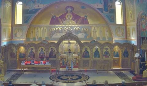 VIDEO: Kungata e Shenjtë ndalohet në kishat në Toronto, Kanada – teksti