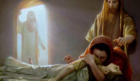 Two Women, Twelve Years, One Savior