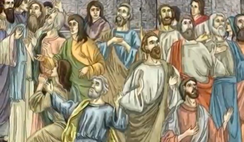 The Day of the Holy Spirit (The Day After Pentecost)