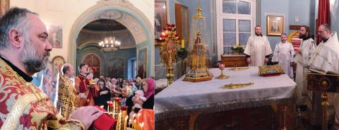 Ele Deixou a Inglaterra para Tornar-se um Sacerdote na Rússia – A História do Padre Christopher Hill