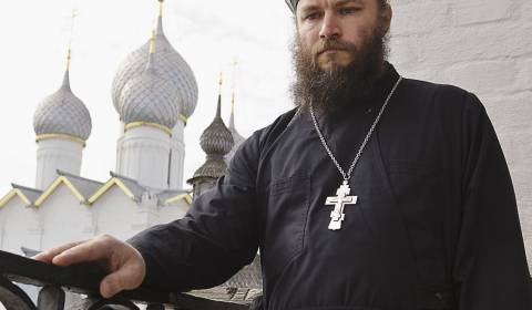 Русский мир: интервью с отцом Иосифом Глисоном