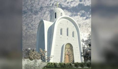 Futuristic Orthodox Church to be Built in Moscow (PHOTOS)