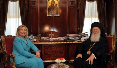 The Istanbul Patriarch Plays at Pope and Falls Under Anathema
