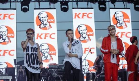 KFC Bans Homosexual Topics from International Sports & Music Competitions