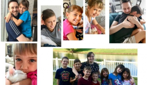 Doing Our Part to Rescue FOUR CHILDREN from Eastern European Orphanage