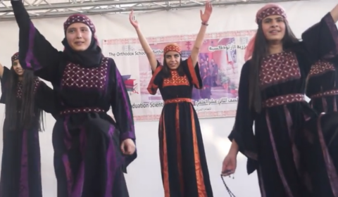 Orthodox School of Bethany - Russia's Prestigious Girl's School Near Jerusalem (VIDEOS)