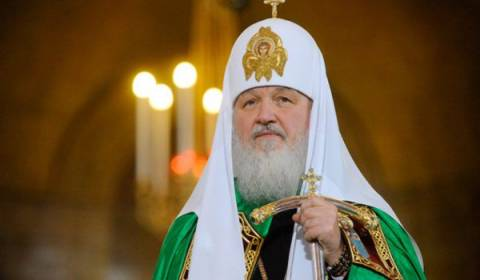 Patriarch Kirill – Global Order to Destroy the Orthodox Church Implemented in Ukraine