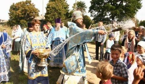 The Rebirth of Orthodox Christianity in the New Russia