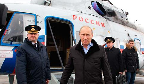 Who Putin Is Not
