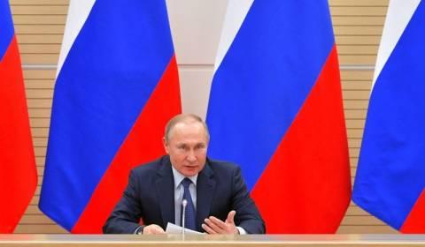 Putin lehnt homosexuelle