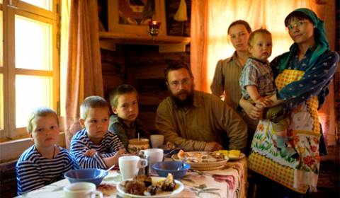 Putin says Russia Must Support the Family - the Future of the Country Depends on it