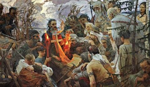 Our Top 10 Favorite Russian Christian Paintings (A Very Subjective List)