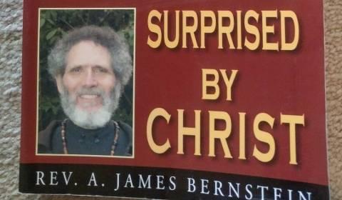 Удивленный Христом - переводя удивительную книгу протоиерея Джеймса Бернстайна