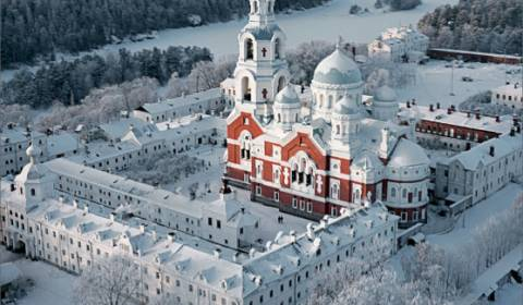 The Monastery of Valaam, the Renaissance of a Great Tradition
