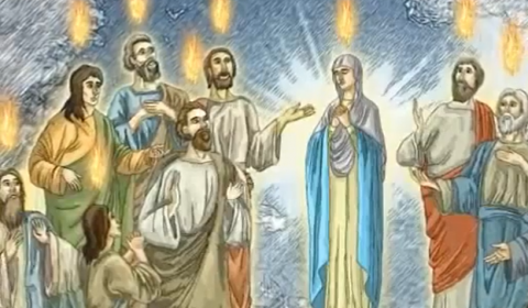 The Feast of Pentecost - The Day of the Holy Trinity