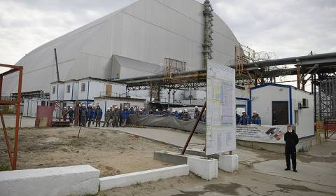 Catastrophe Frozen in Time: Chernobyl Opens Its Doors to Disaster Tourism