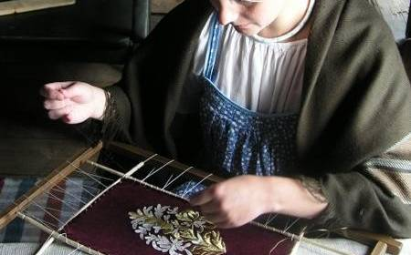 Sacred Sewing in Russian Churches