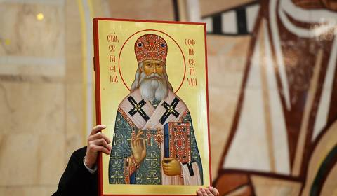 """RUSSIAN SAINT: """"Adapt Your Life to Your Faith, Not the Other Way Around"""""""