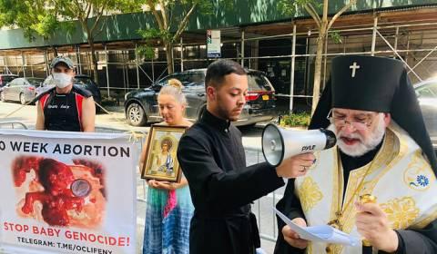 Sociedad Pro-Vida convoca protesta y oración ante la clínica abortista de Brooklyn