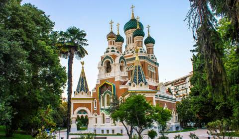 16 Most Amazing Russian Orthodox Sites Outside Russia